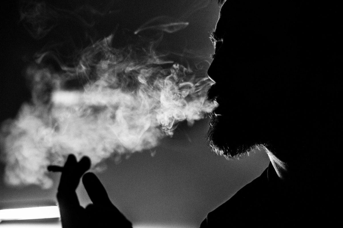 Sådan har cigaretmarkedet udviklet sig